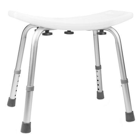 Tabouret et chaise de douche DMI sans outil - image 2 de 3