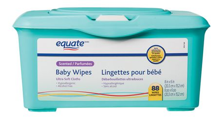 Equate Scented Baby Wipes Walmart Canada