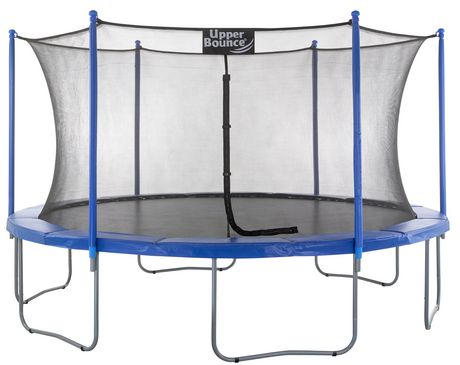 """SKYTRIC Upper Bounce® 15 Ft. Trampoline & Enclosure Set Equipped with The New """"easy Assemble FEATURE"""" - image 1 of 7"""