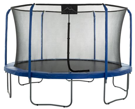 """SKYTRIC"" 15 Ft. Trampoline with Top Ring Enclosure System Equipped with The "" Easy Assemble Feature"" - image 1 of 6"