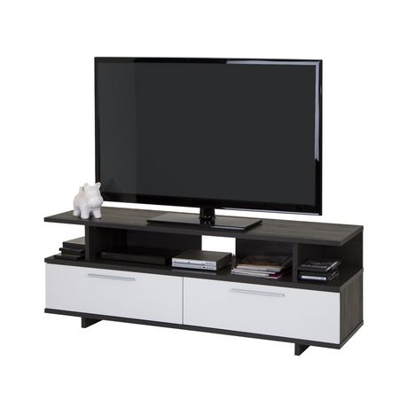 South Shore Reflekt TV Stand with Drawers, for TVs up to 60 inches - image 2 of 8