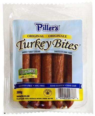 Saucisses De Dinde Sans Gluten Original Turkey Bitesmd De