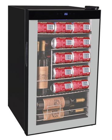 RCA Beverage Centre - 101 Cans / 24 Wine Bottles - image 1 of 1