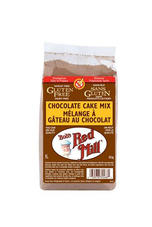 Bob's Red Mill Gluten Free Chocolate Cake Mix | Walmart Canada