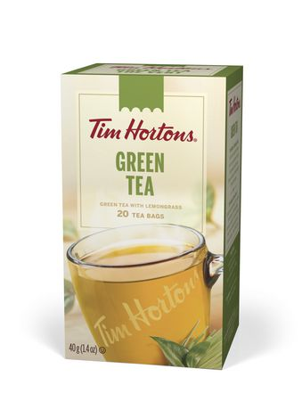 Tim Hortons Green Tea - image 1 of 2