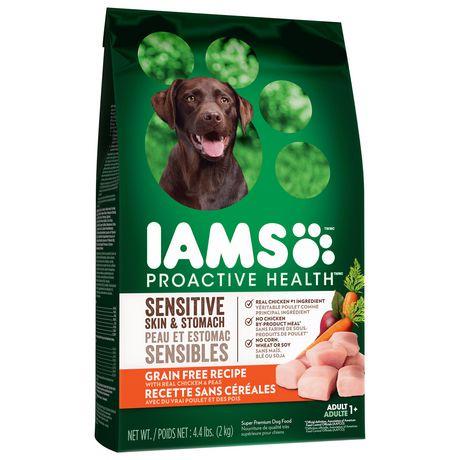 Iams Sensitive Stomach Dog Food