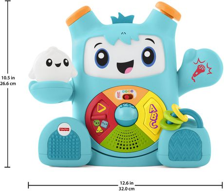 Fisher-Price Dance & Groove Rockit - Bilingual Version - image 4 of 8