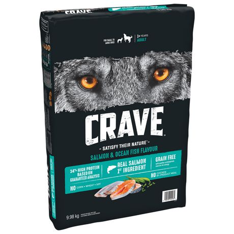CRAVE with Protein from Salmon & Ocean Fish - image 2 of 6