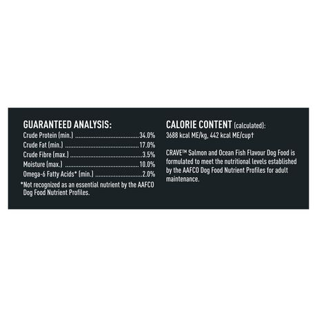 CRAVE with Protein from Salmon & Ocean Fish - image 6 of 6