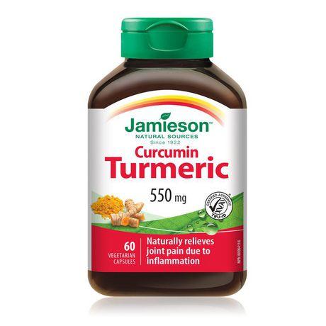 Jamieson Laboratories Jamieson High Potency Curcumin Turmeric Capsules - image 1 of 3