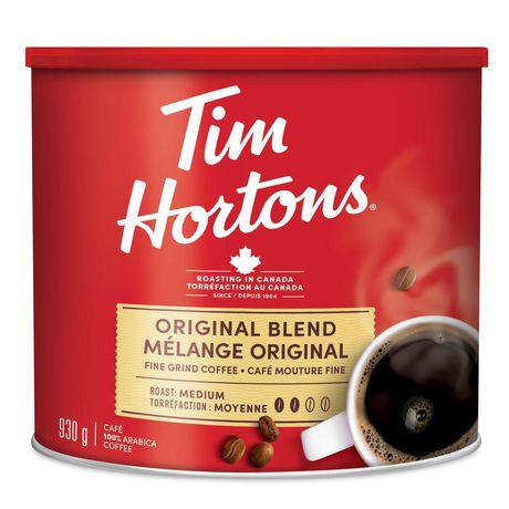 Tim Hortons Fine Grind Coffee - image 1 of 1