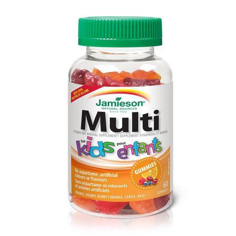Kid Multivitamin