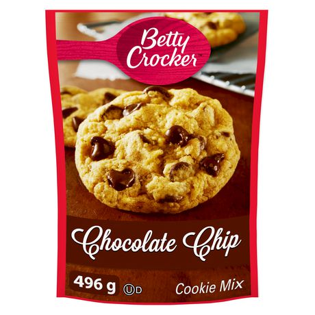 Betty Crocker Chocolate Chip Cookie Mix - image 1 of 6
