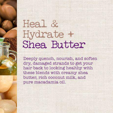 Maui Moisture Heal & Hydrate + Shea Butter Shampoo - image 3 of 5