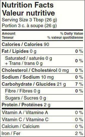 Robin Hood farine combinée tout usage sans gluten 907g - image 6 de 6