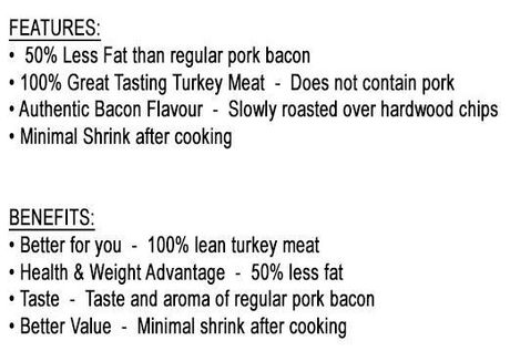 Butterball Bacon Style Turkey - image 2 of 3