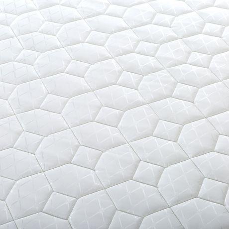 Zinus 8 Inch Hybrid Green Tea Foam Spring Mattress - image 4 of 9