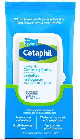 Cetaphil Gentle Skin Cleansing Cloths - image 1 of 1