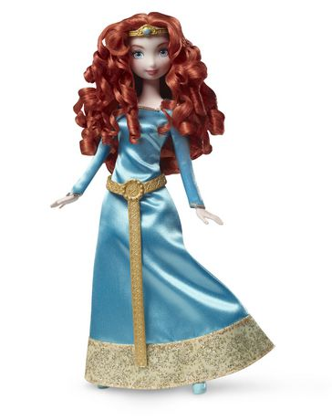 Disney/Pixar Brave Merida doll - image 1 of 1