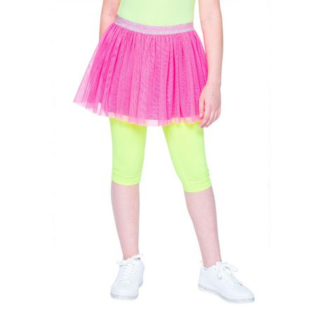 Girls Mini Pop Kids Flamingo Highlight Tutu Skirt - image 1 of 5