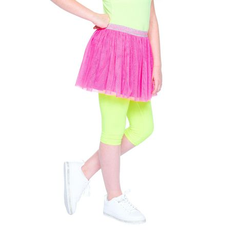 Girls Mini Pop Kids Flamingo Highlight Tutu Skirt - image 2 of 5