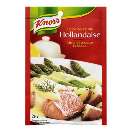 Mélange à sauce Knorr Hollandaise 26 GR - image 1 de 9