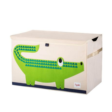 3 Sprouts Crocodile Toy Chest - image 1 of 1