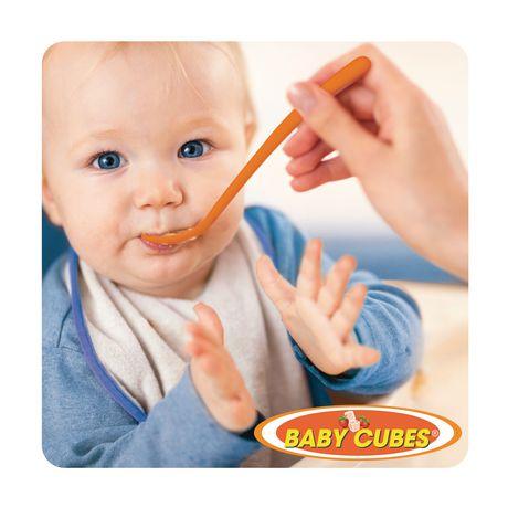 Contenant à ranger d'aliment pour bébé de Baby Cubes - image 4 de 4