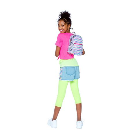 Girls Mini Pop Kids Sequins Mini Back Pack - image 1 of 6