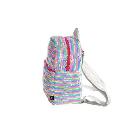 Girls Mini Pop Kids Sequins Mini Back Pack - image 5 of 6