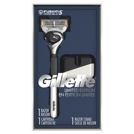 Gillette Fusion5 Proshield Limited Edition Set - image 1 of 4