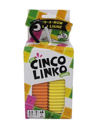 Big Potato - Cinco Linko Travel Matching Game - image 1 of 2