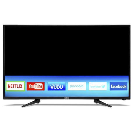 "SEIKI 50"" Smart UHD Television  - image 2 of 4"