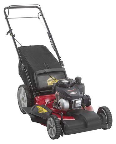 "Yard Machines 21"" 140cc 3-in-1 Self-Propelled Lawn Mower - image 1 of 2"