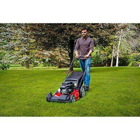 "Yard Machines 21"" 140cc 3-in-1 Self-Propelled Lawn Mower - image 2 of 2"