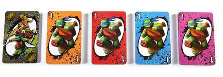 Teenage Mutant Ninja Turtle UNO Card Game - image 2 of 8