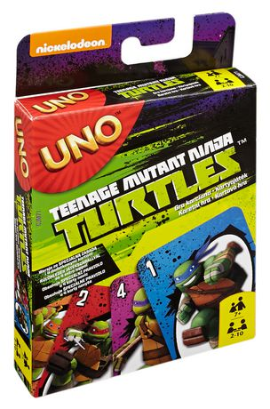 Teenage Mutant Ninja Turtle UNO Card Game - image 8 of 8