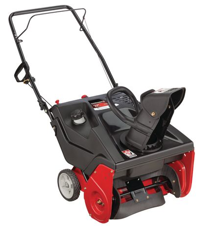Yard Machines 21-inch Single-Stage Snow Blower - image 2 of 5