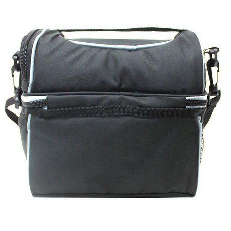 DOME LUNCH BAG BLACK - image 3 of 3