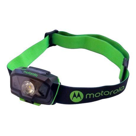Motorola 240 Lumen LED Headlamp with Motion Sensing - image 1 of 3