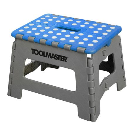 Toolmaster Folding Step Stool In 2 Pack Walmart Canada