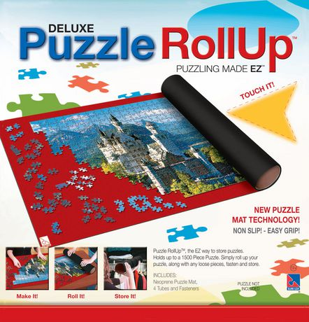 Sure Lox Deluxe Puzzle Roll Up Neoprene Mat Walmart Ca