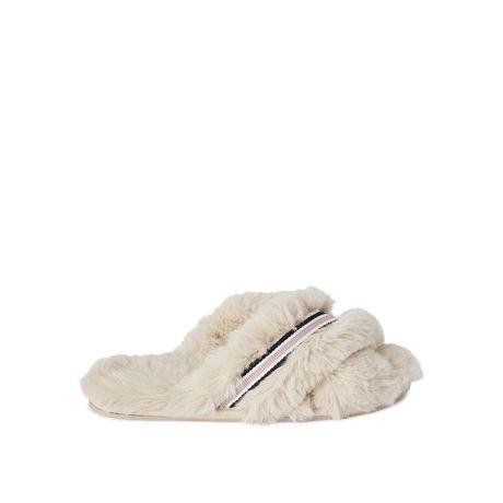 George Women's Plushy Slippers