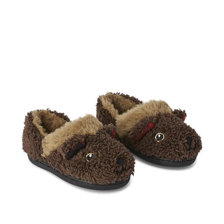 George Toddler Boys' Grrr Slippers - image 2 of 4