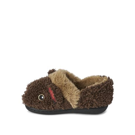 George Toddler Boys' Grrr Slippers - image 3 of 4