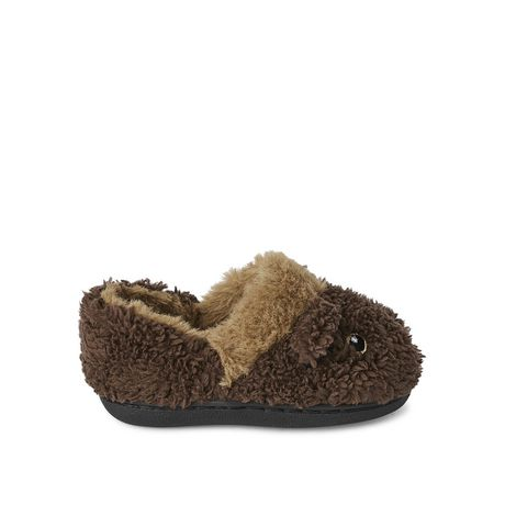 George Toddler Boys' Grrr Slippers - image 1 of 4