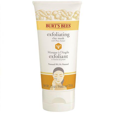 Burt's Bees Exfoliating Clay Mask, 70.8g - image 1 of 4