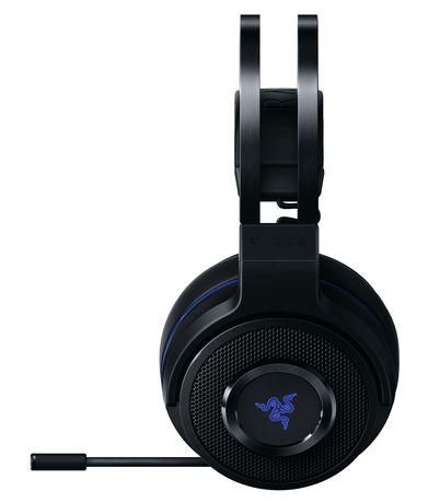 ae737731046 Razer Thresher 7.1 Surround Sound Headset PS4 - image 3 of 6 ...