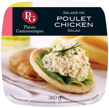 how to make chicken salad spread