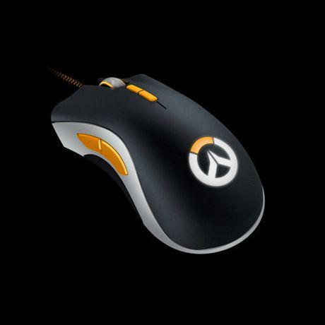 Overwatch Razer Deathadder Elite Multi-Color Ergonomic Gaming Mouse PC